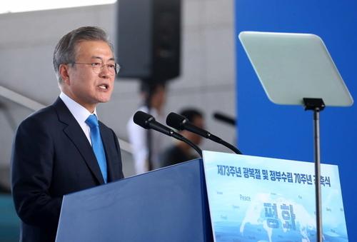文대통령, 동남아철도공동체 제안 …  美참여 핵심