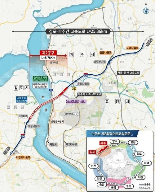 5615억 김포-파주 2공구, 현대건설 품으로