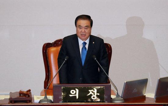 문희상 의장, 해외출장 심사 '자문위원회' 구성