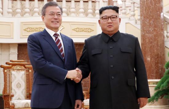 [평양공동선언] 올해 안에 남북 철도·도로 착공