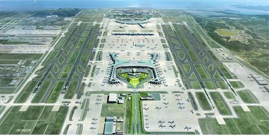 '인천공항 4단계' 기공식…2024년 세계3대 공항 도약