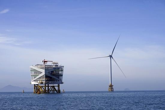 해상풍력발전소 5㎞ 밖 지역도 정부 지원
