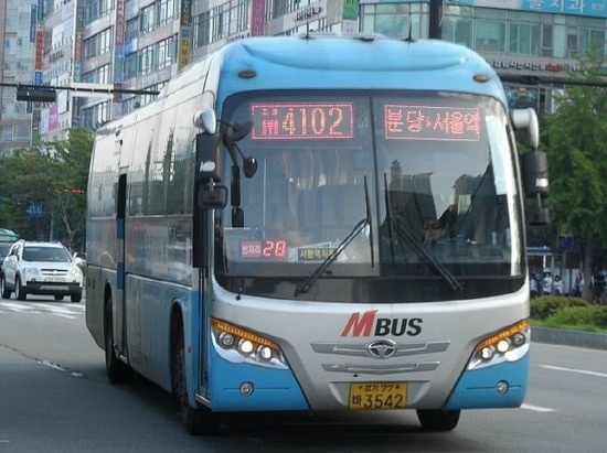 수원↔서울역·용인↔교대역 'M버스' 신설