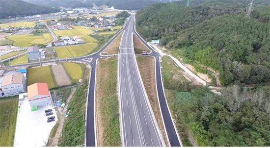 국도 7호선 '양산시 용당동∼울산시 웅촌면'  개통